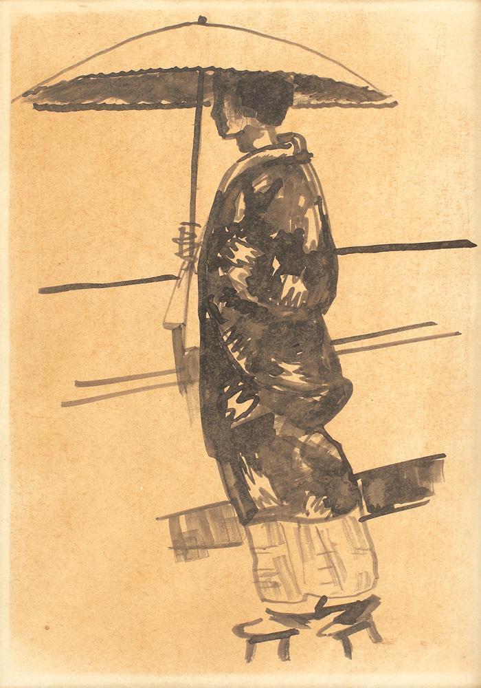 Japanese - Alfred Stevens