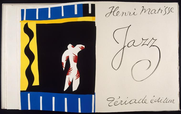 Jazz Book - Henri Matisse