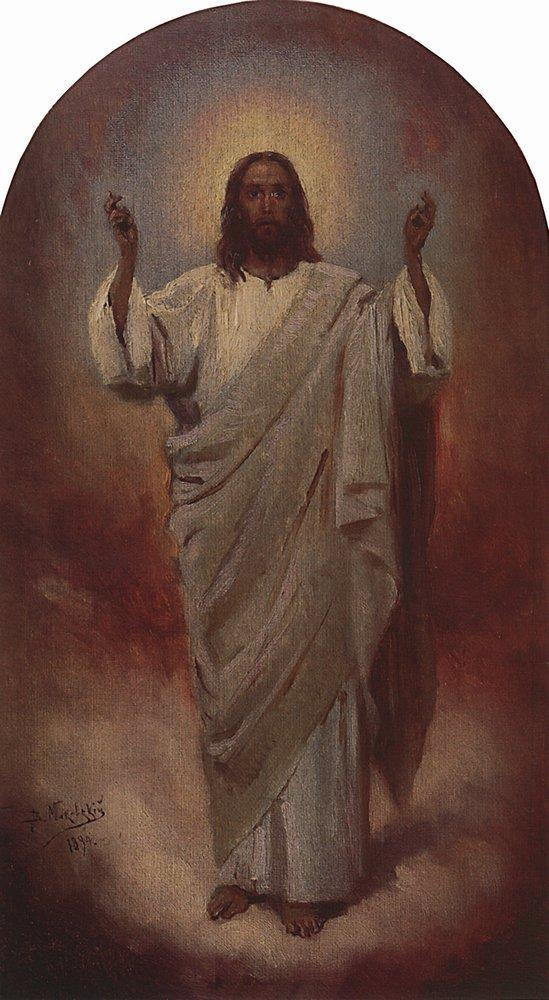 Jesus Christ - Vladimir Makovsky
