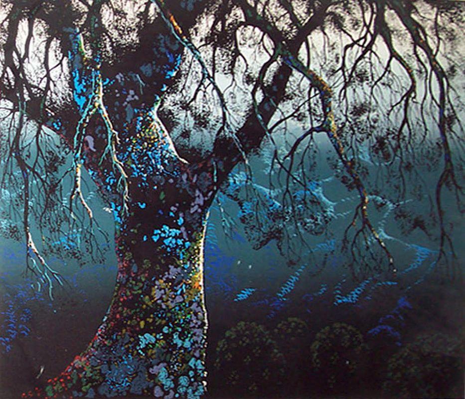 Jewel Tree - Eyvind Earle