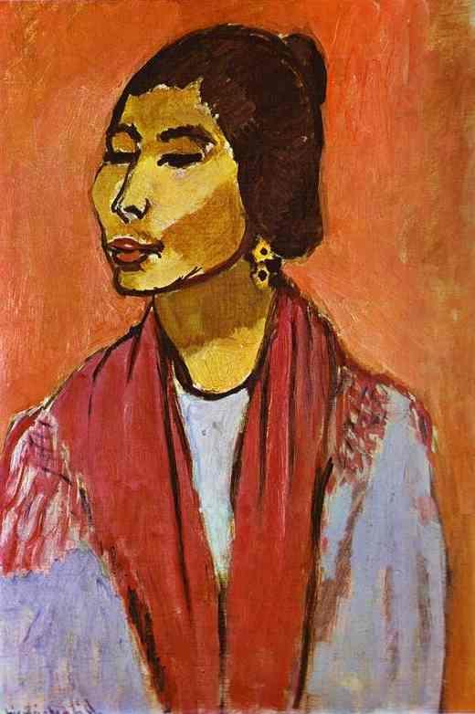 Joaquina - Henri Matisse