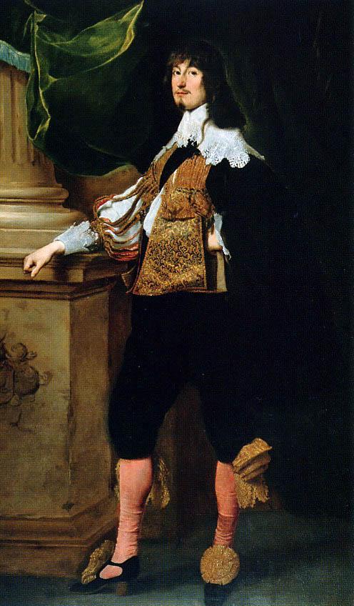 Johan Oxenstierna - Anthony van Dyck