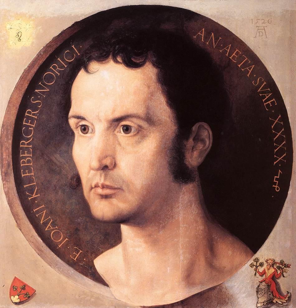 Johannes Kleberger - Albrecht Durer