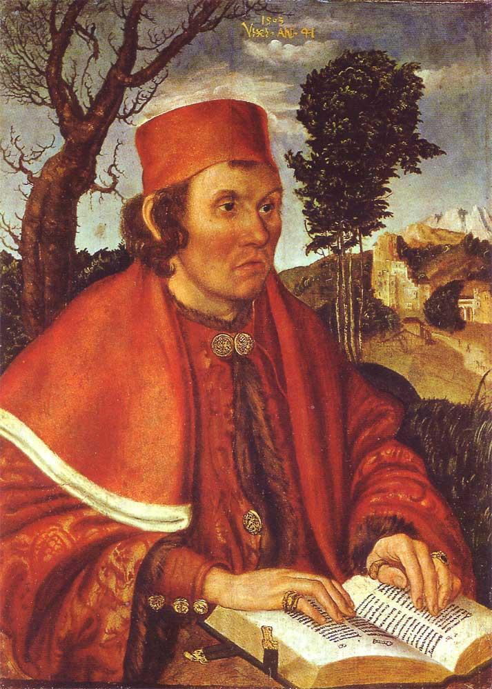 Johannes Reuss - Lucas Cranach the Elder