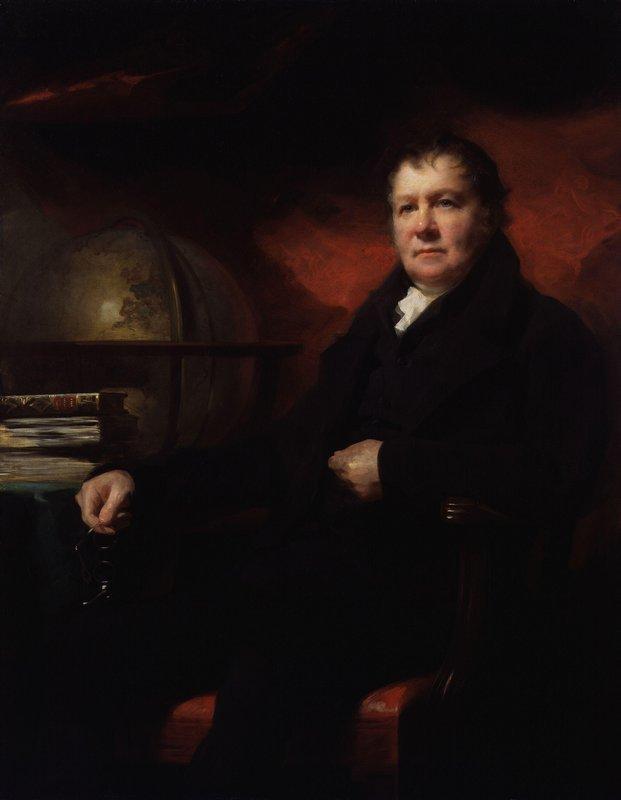 John Playfair - Henry Raeburn