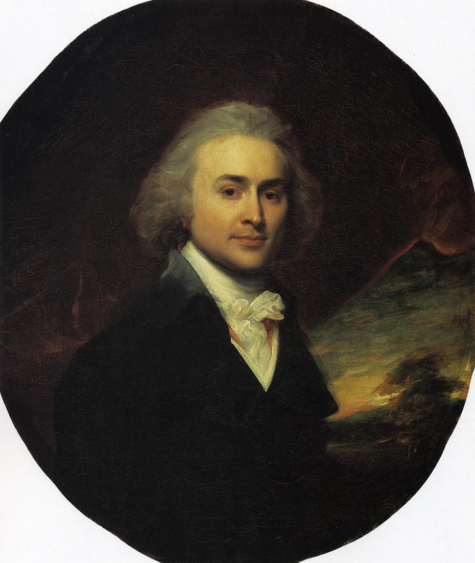 John Quincy Adams - John Singleton Copley