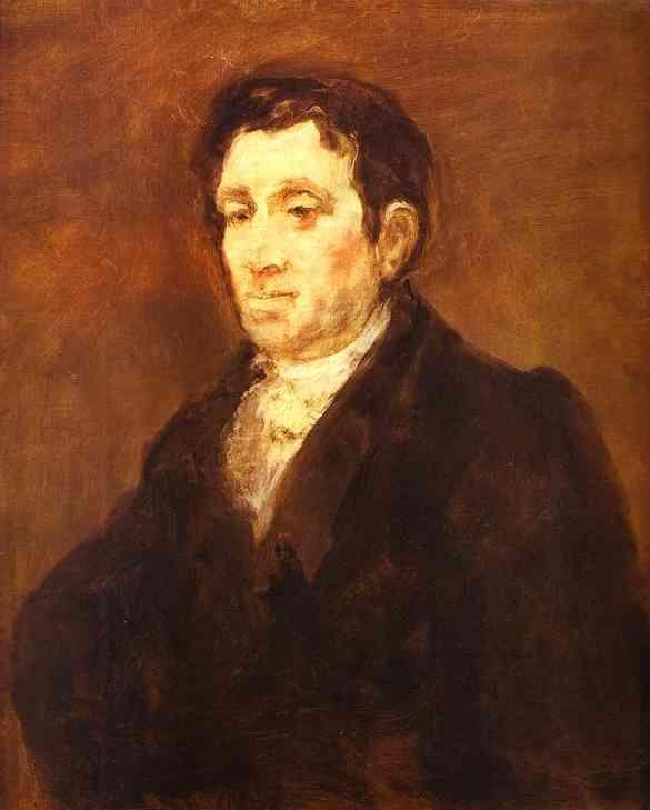 Jose Pio de Molina - Francisco Goya