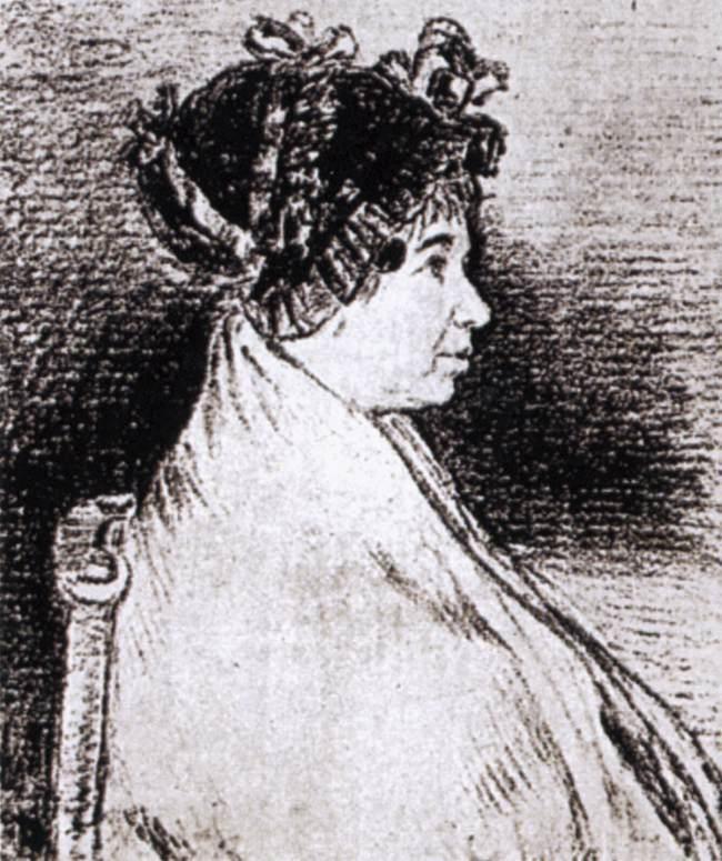 Josefa Bayeu - Francisco Goya