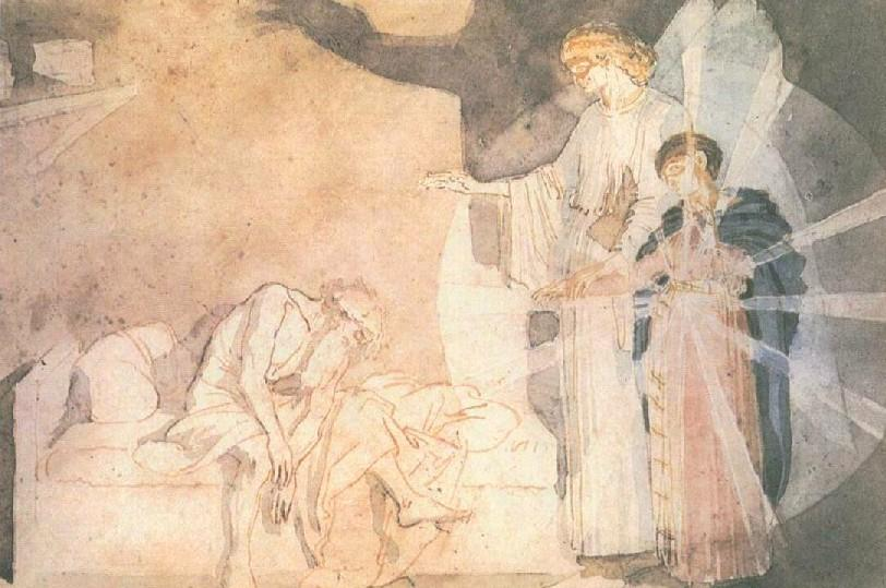 Joseph's dream - Alexander Ivanov