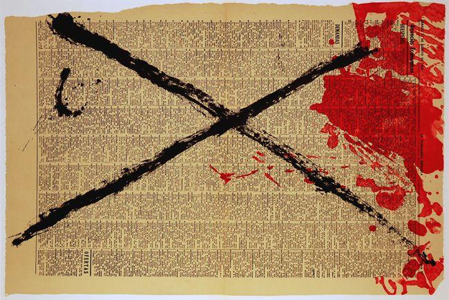 Journal - Antoni Tapies