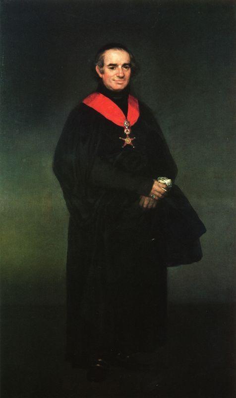 Juan Antonio Llorente - Francisco Goya