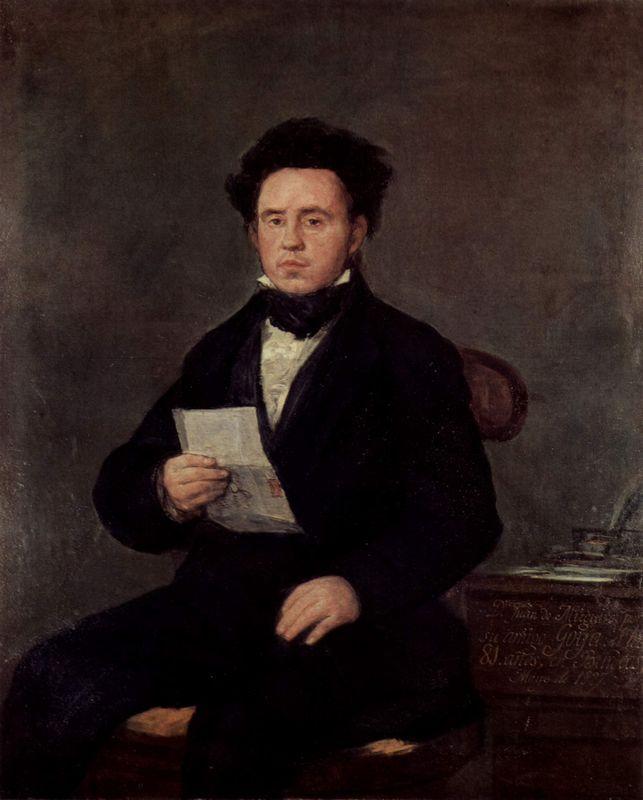 Juan Bautista de Muguiro - Francisco Goya