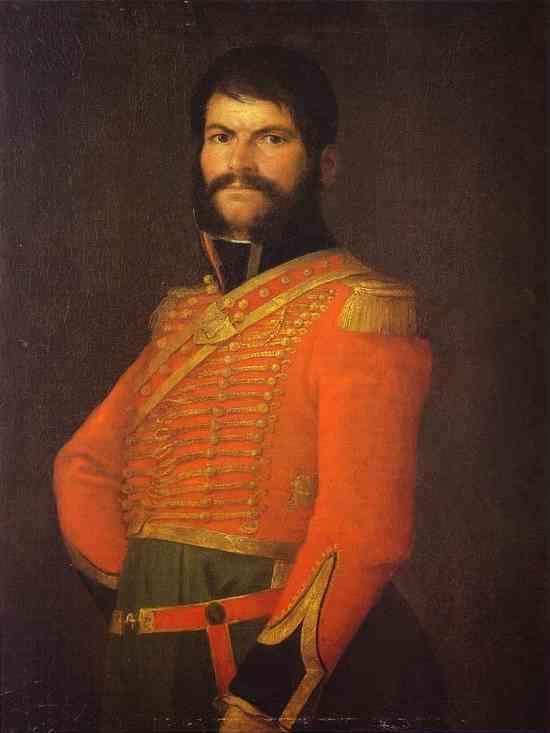 Juan Martin Diaz, Determined to - Francisco Goya