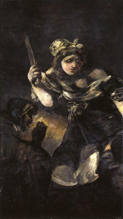 Judith and Holovernes - Francisco Goya