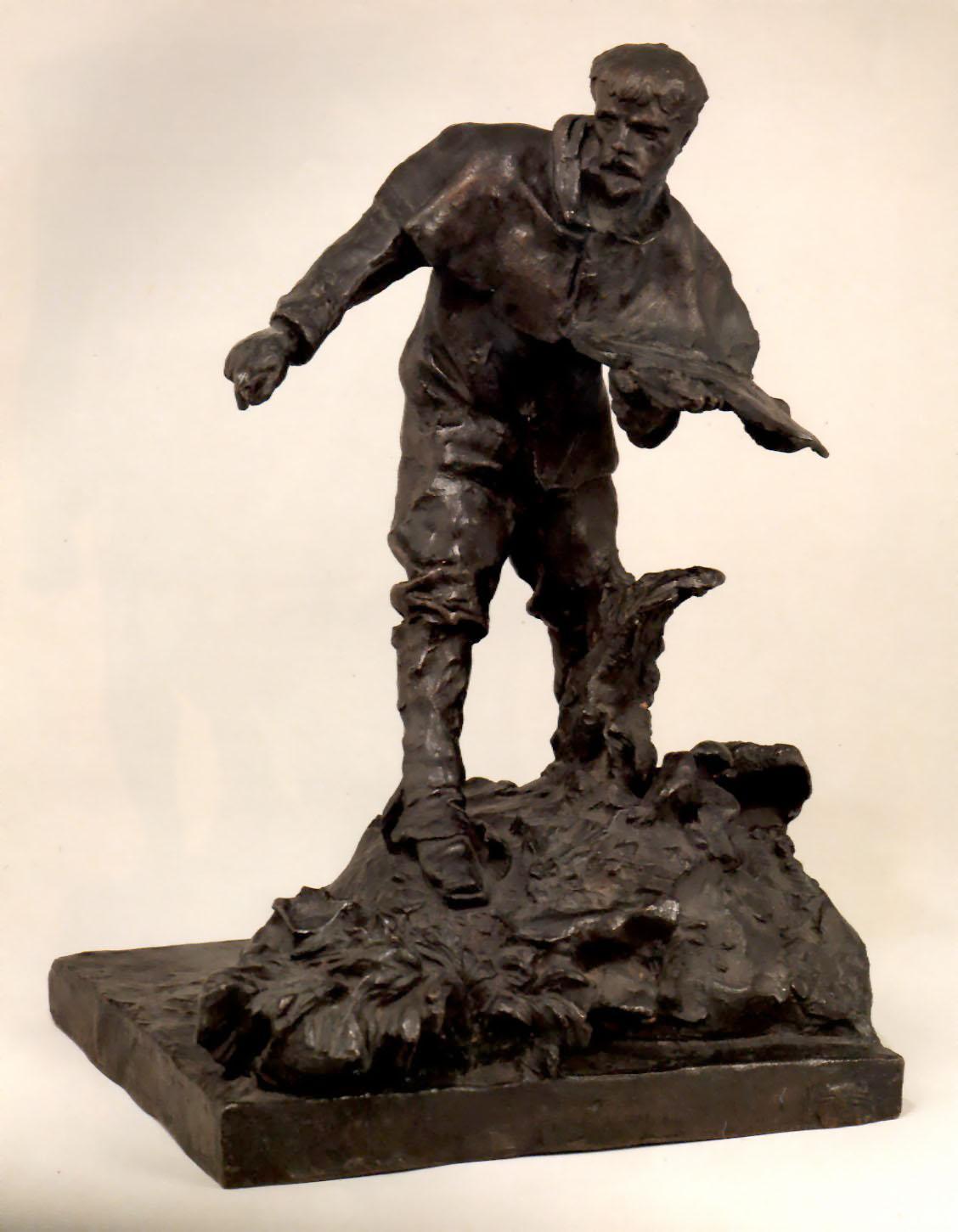 Jules Bastien Lepage - Auguste Rodin