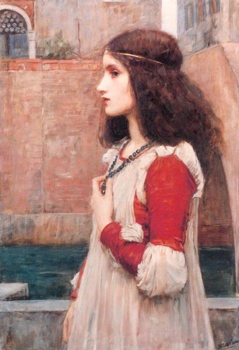 Juliet  - John William Waterhouse