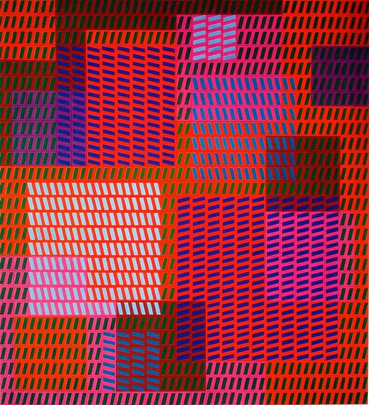 Keiho C1 - Victor Vasarely