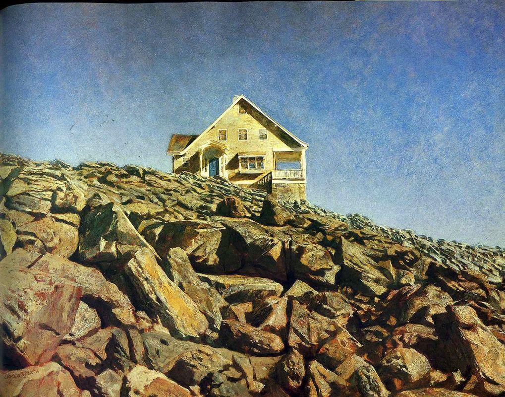 Kent House - Jamie Wyeth
