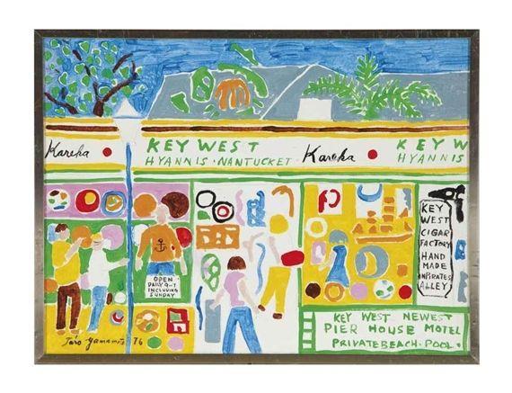 Key West - Taro Yamamoto
