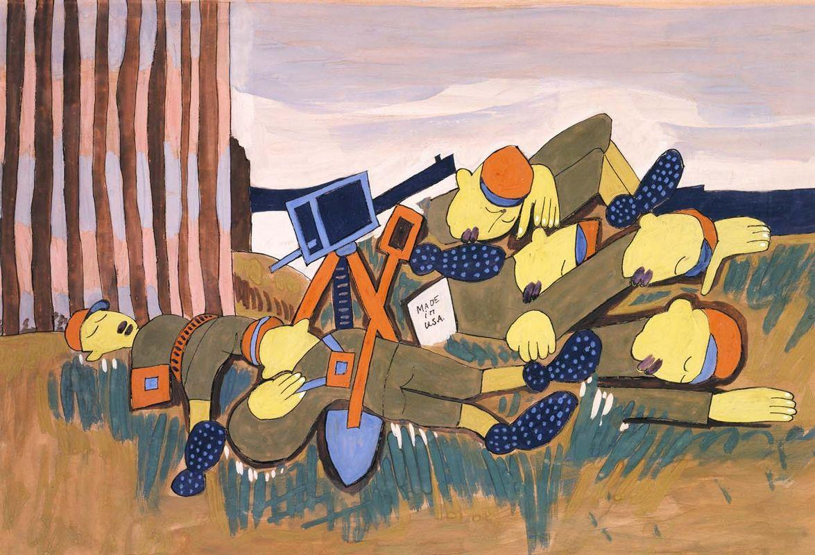 Killed in Action - William H. Johnson