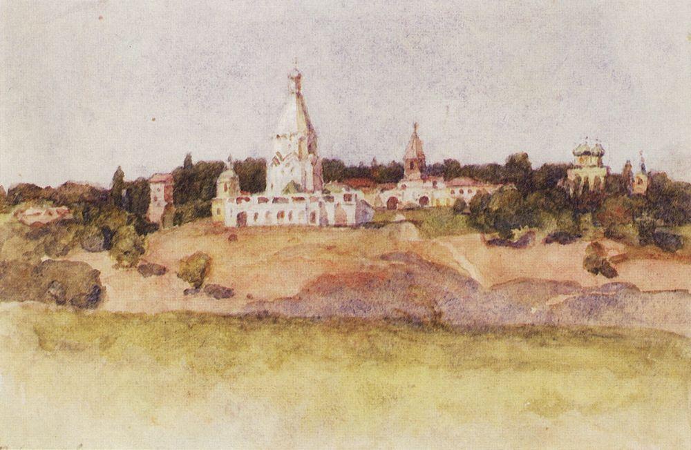 Kolomenskoye - Vasily Surikov