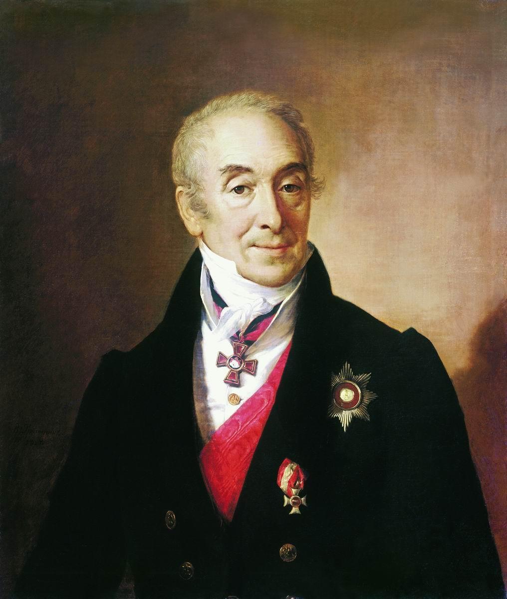 Kushnikov Prokofiev - Vasily Tropinin