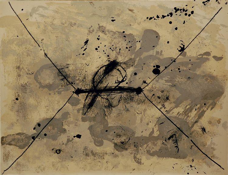 L'Enveloppe - Antoni Tapies