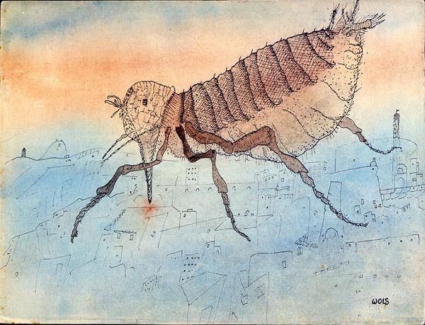 L?insecte - Wols
