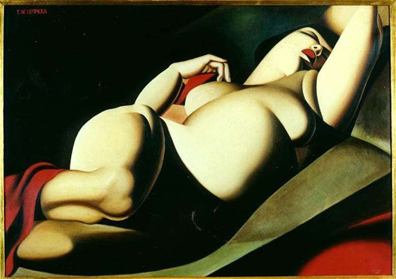 La Belle Rafaela - Tamara de Lempicka
