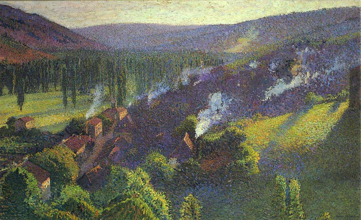 Labastide du Vert in the Lot - Henri Martin