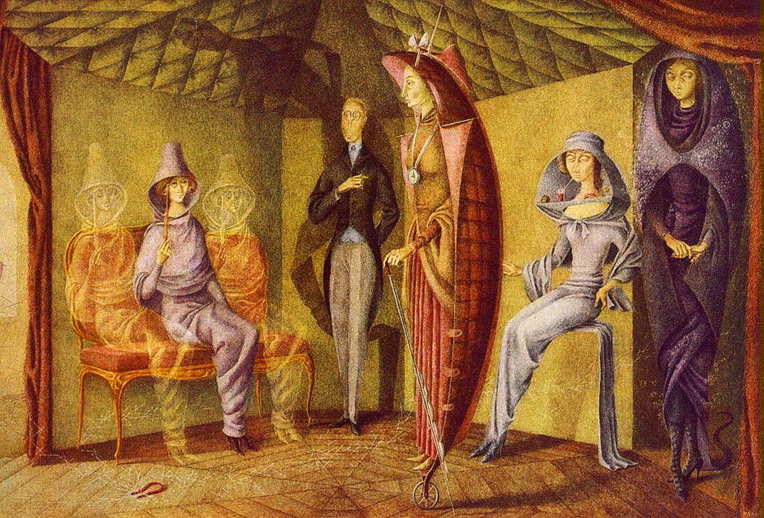 Ladies' Suit - Remedios Varo