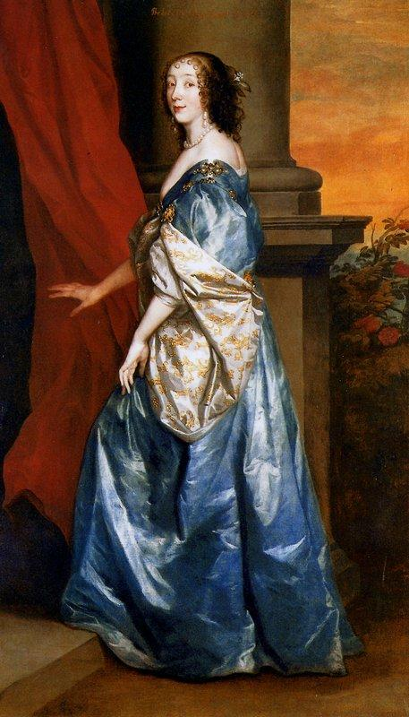 Lady Lucy Percy - Anthony van Dyck