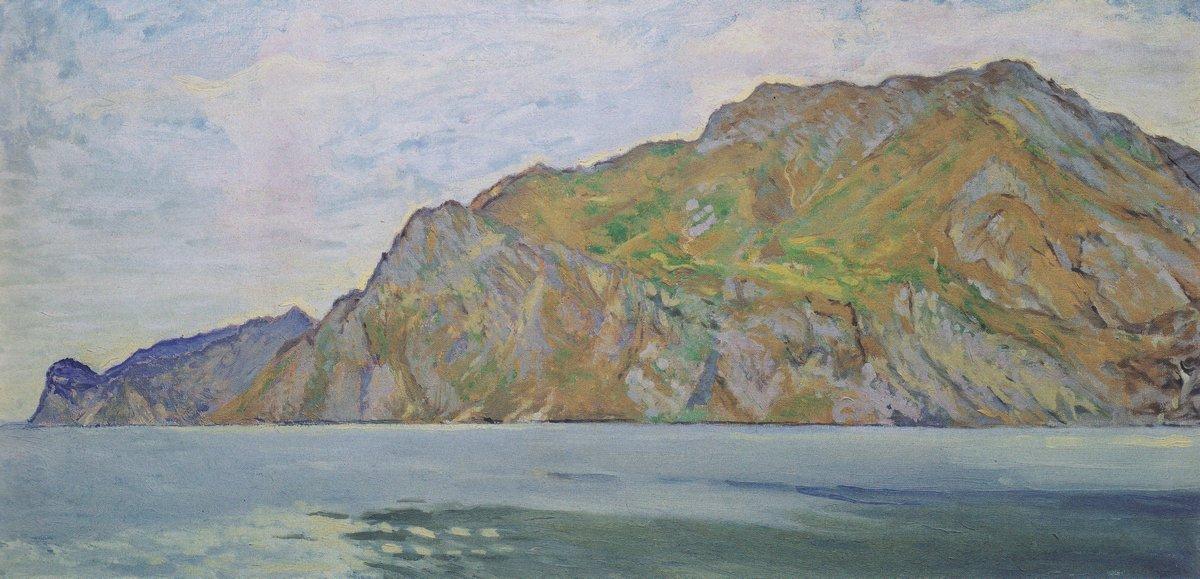 Lake Garda - Koloman Moser