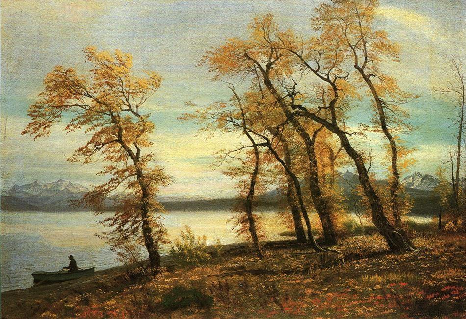 Lake Mary, California - Albert Bierstadt