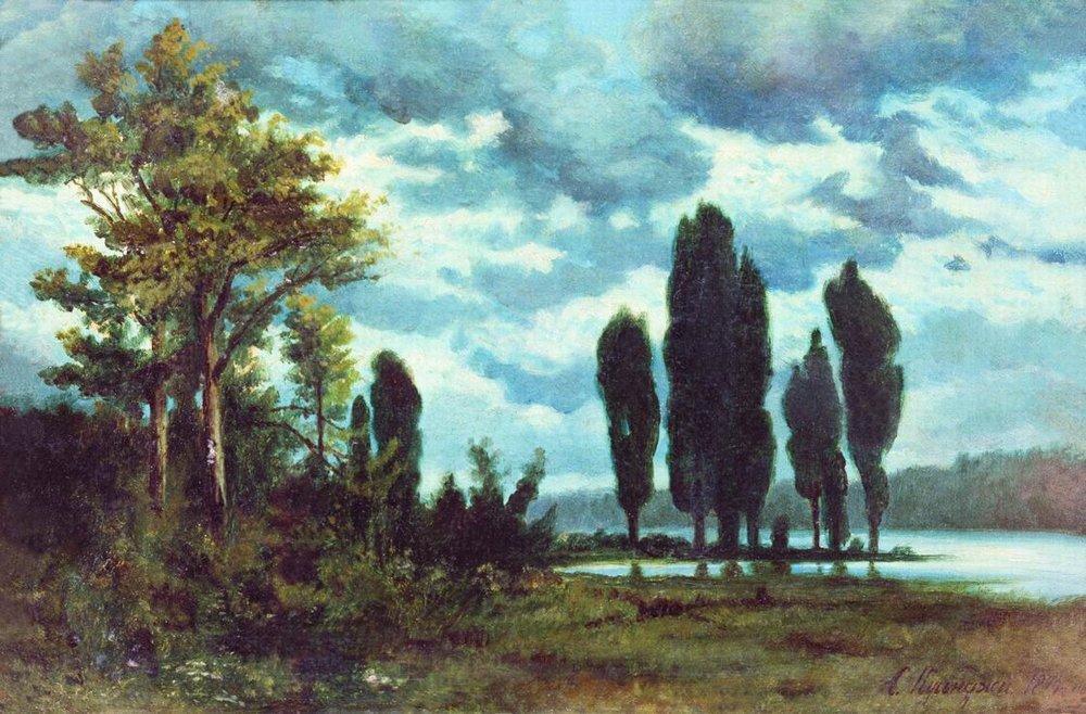 Landscape - Arkhip Kuindzhi