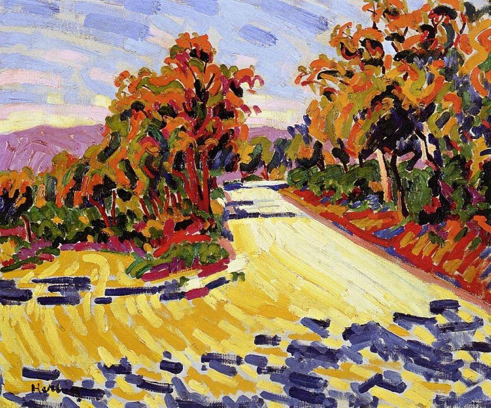 Landscape - Andre Derain