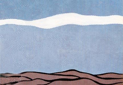 Landscape - Roy Lichtenstein
