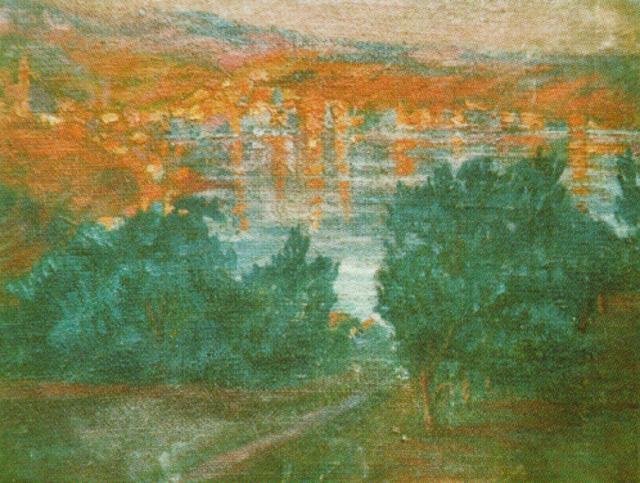 Landscape - Cadaques - Salvador Dali