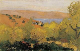 Landscape of Sounio - Nikolaos Lytras