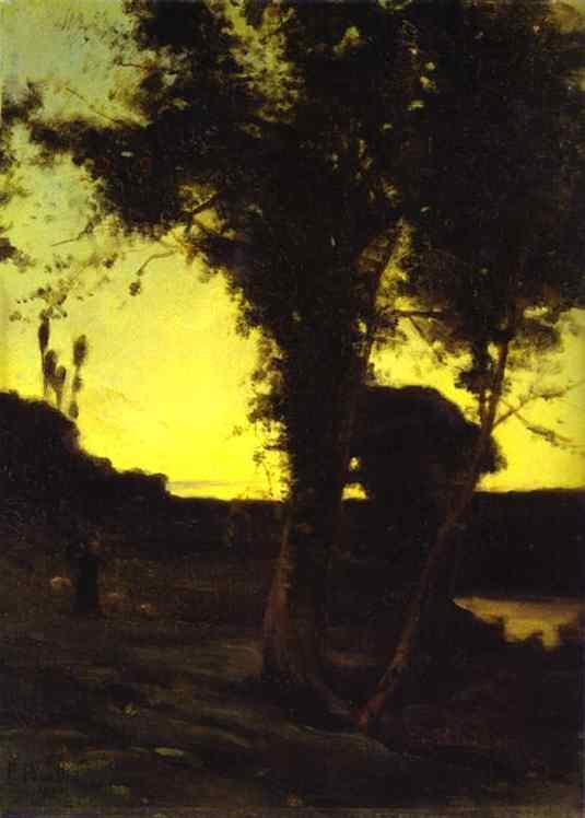 Landscape Paysage - Francis Picabia