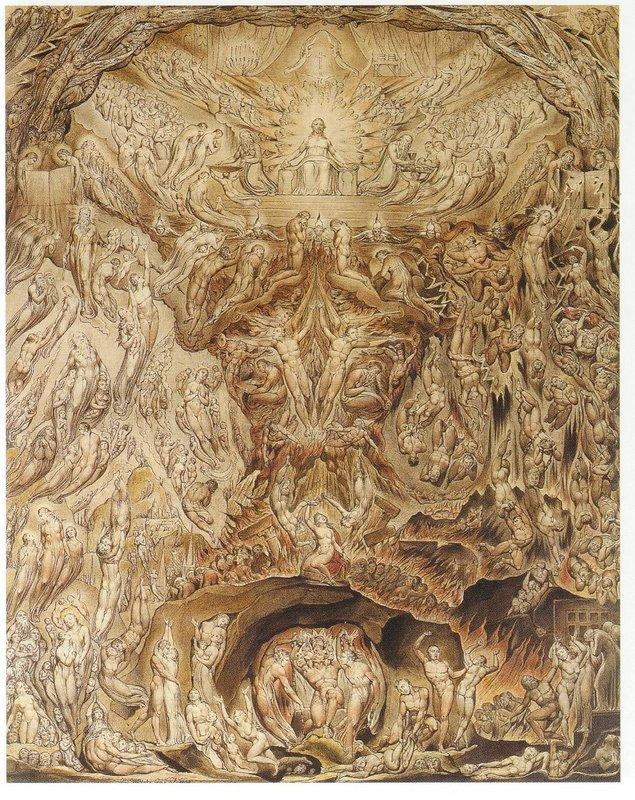 Last Judgement - William Blake