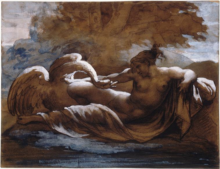 Leda and the Swan - Henri Matisse
