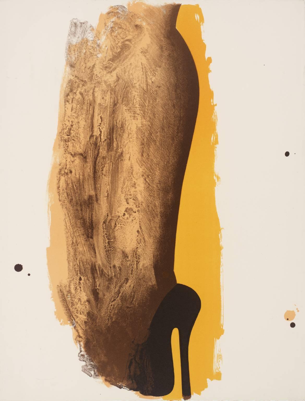 Leg-Splash - Allen Jones