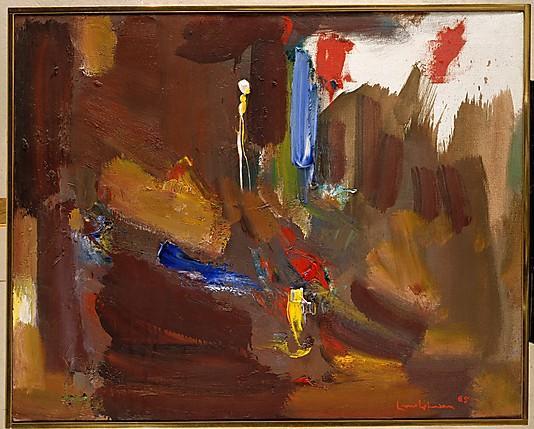 Legends of Distant Past Days - Hans Hofmann