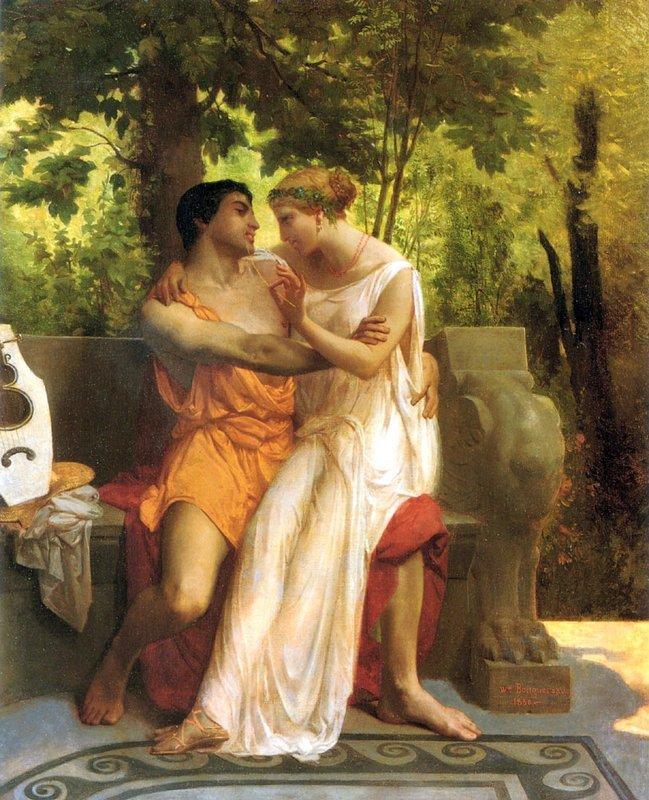 Lidylle - William-Adolphe Bouguereau