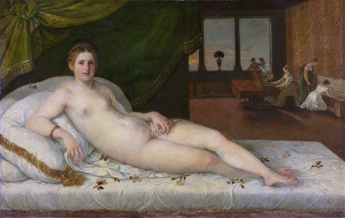 Liggie Venus - Titian