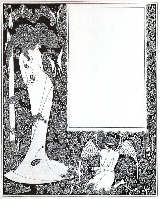 List of Pictures - Aubrey Beardsley