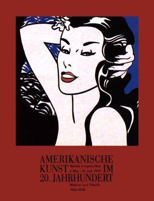 Little aloha - Roy Lichtenstein