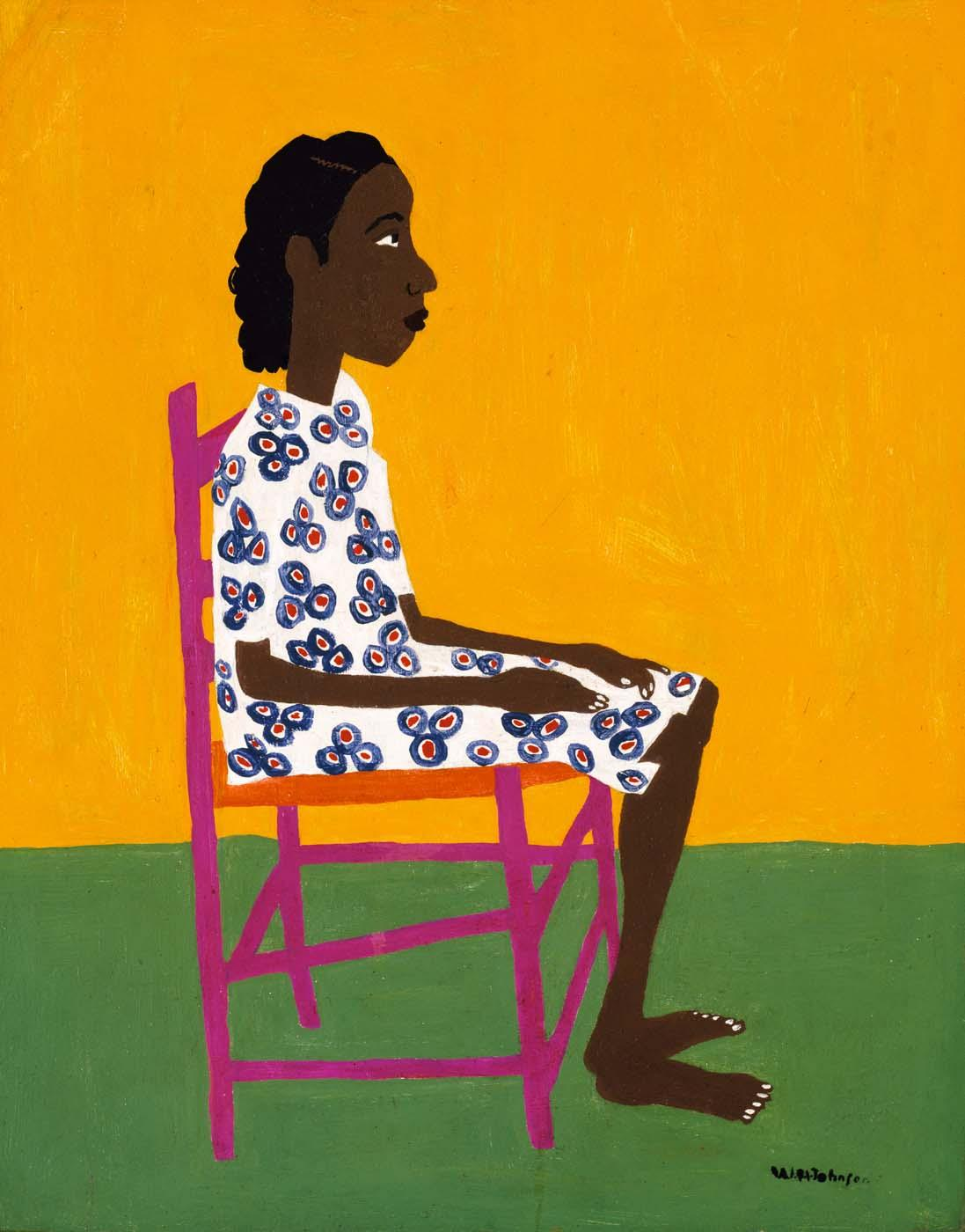 Little Sweet - William H. Johnson