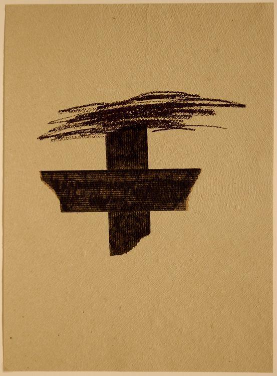 Llambrec Material - Antoni Tapies